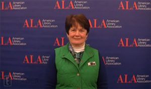 President of ALA Maureen Sullivan Talks about the Shift to Digital