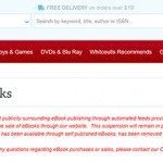 Whitcoulls Shuts Down eBook Store in New Zealand due to Erotic eBooks