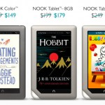 Barnes and Noble Slashes the Price on the Entire Nook Tablet Product Line