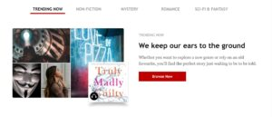 Kobo has Launched an Audiobook Subscription Plan and Audio Bookstore