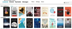 Vancouver Public Library launches Fast Reads program for ebooks