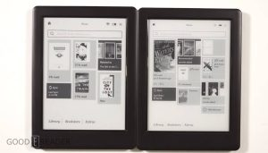 Kobo Touch 2.0 vs Kobo Glo HD e-Reader Comparison