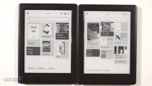 Kobo Touch 2.0 vs Kobo Glo HD e-Reader Comparison