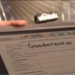 Bridgestone and Vivitek show off 3 e-readers using QR-LPD technology at CES