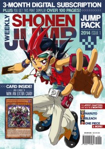 Viz Media Brings Shonen Jump Back to Print – Sort Of