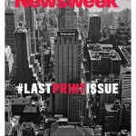 Newsweek Prints Last Issue, Moves Exclusively to the Digital Realm