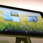Nvidia Shows off Acer Iconia A510 with ICS and Tegra 3 at CES