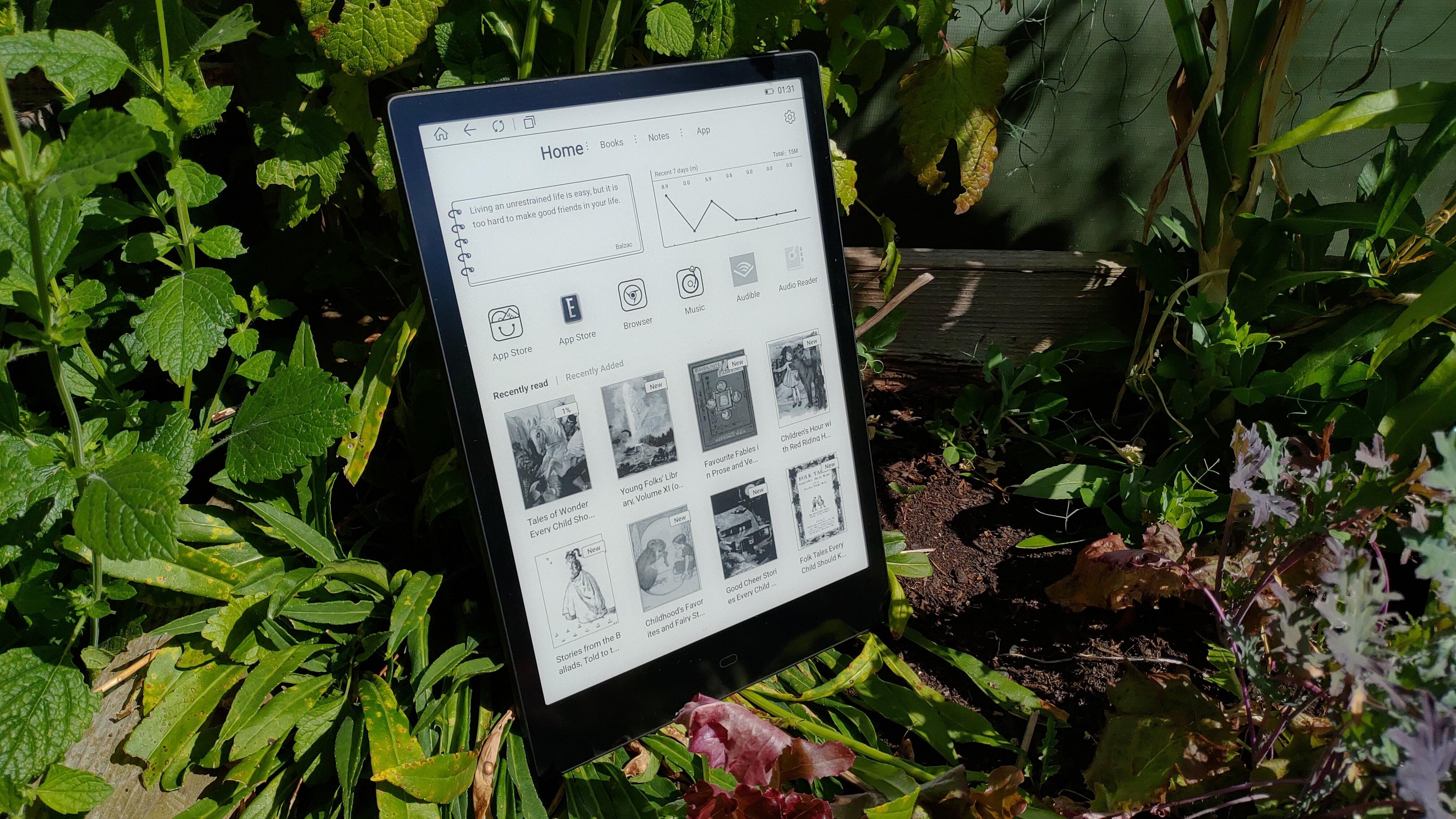 Boyue Likebook Alita e-Reader Review