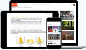 BUKU Launches New Unlimited Digital Textbook Program in the Netherlands