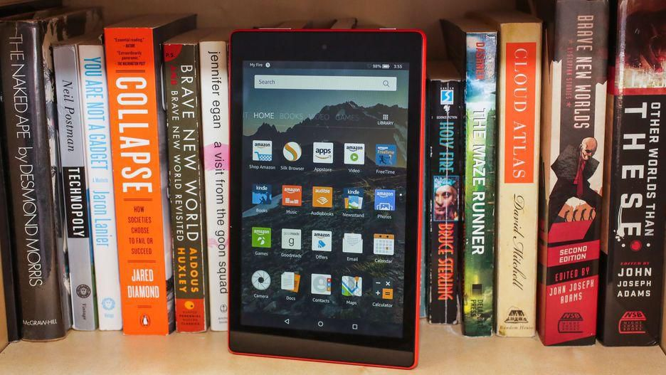 amazon fire hd 8 2018 review more of the same