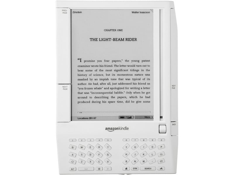 Project Fiona – The Tale of the very first Kindle e-Reader