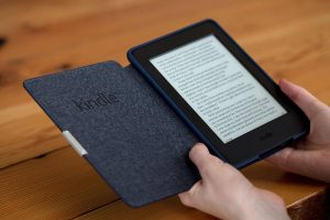 New Amazon Kindle e-Reader will be announced next week