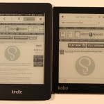 Kobo Aura vs Amazon Kindle Paperwhite