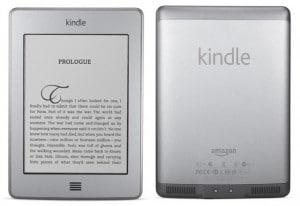 The Amazon Kindle Touch Back in Stock in the US