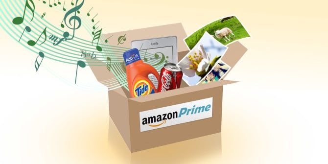 Monthly Amazon Prime memberships on the rise