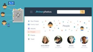 Amazon Prime Members Can Now Share Unlimited Photo Storage with 5 People