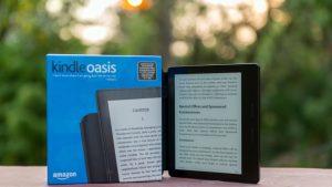 The Amazon Kindle Oasis 2 is on sale