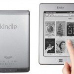 Amazon Kindle Touch gains Major Update Ahead of European Launch