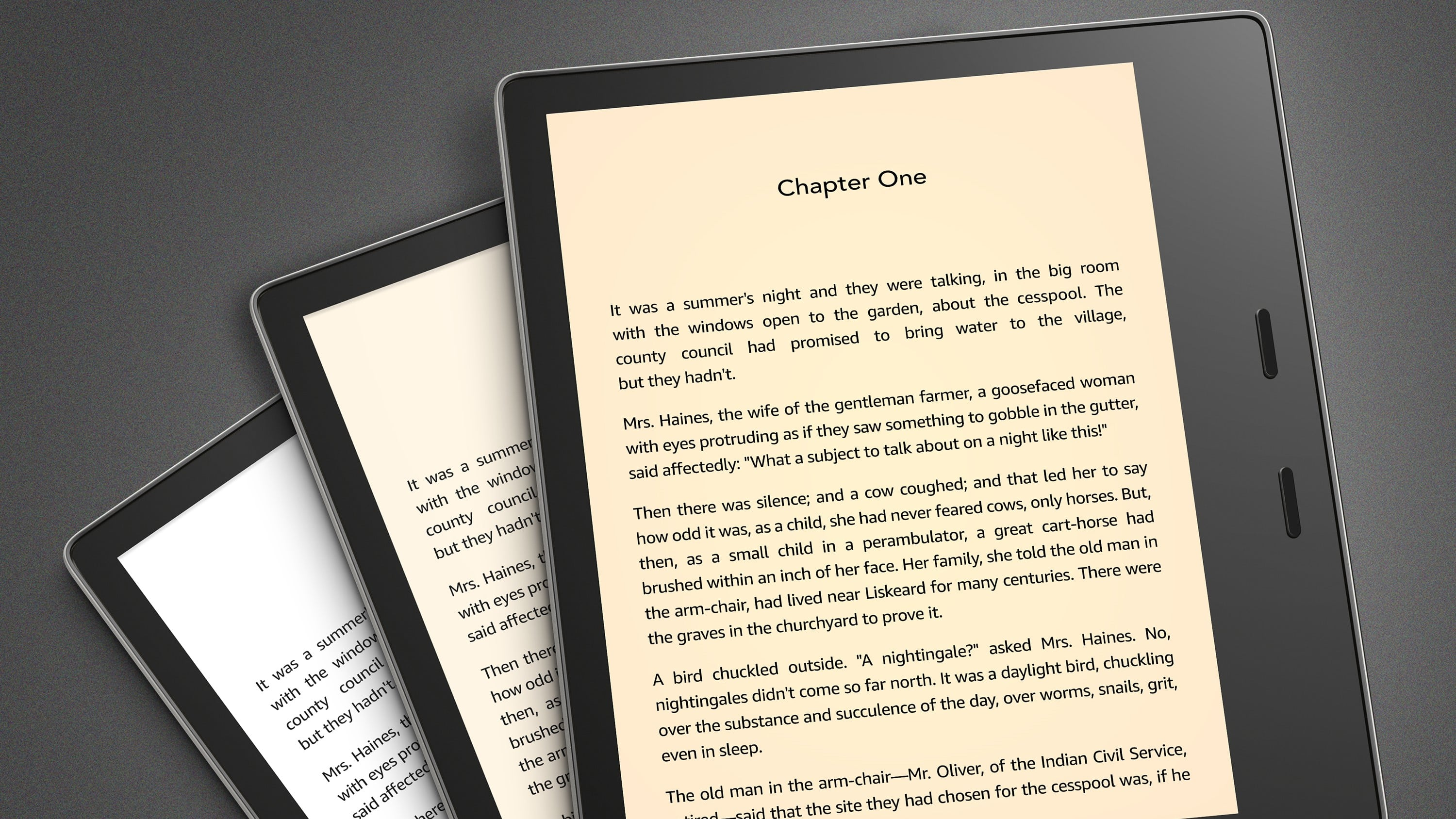 Kindle 9 vs Kindle Paperwhite 4 vs Kindle Oasis 3