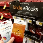 Amazon Launches Pilot Program for e-book Gift Cards