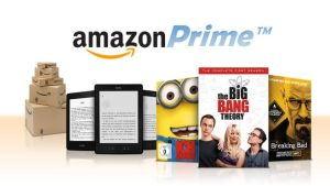 Amazon and Samsung Solidify Partnership – Free Prime Membership