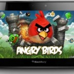 Angry Birds Now on the Blackberry PlayBook