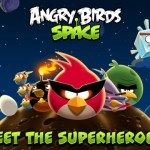 Angry Birds Space Sets Mobile Download Milestone