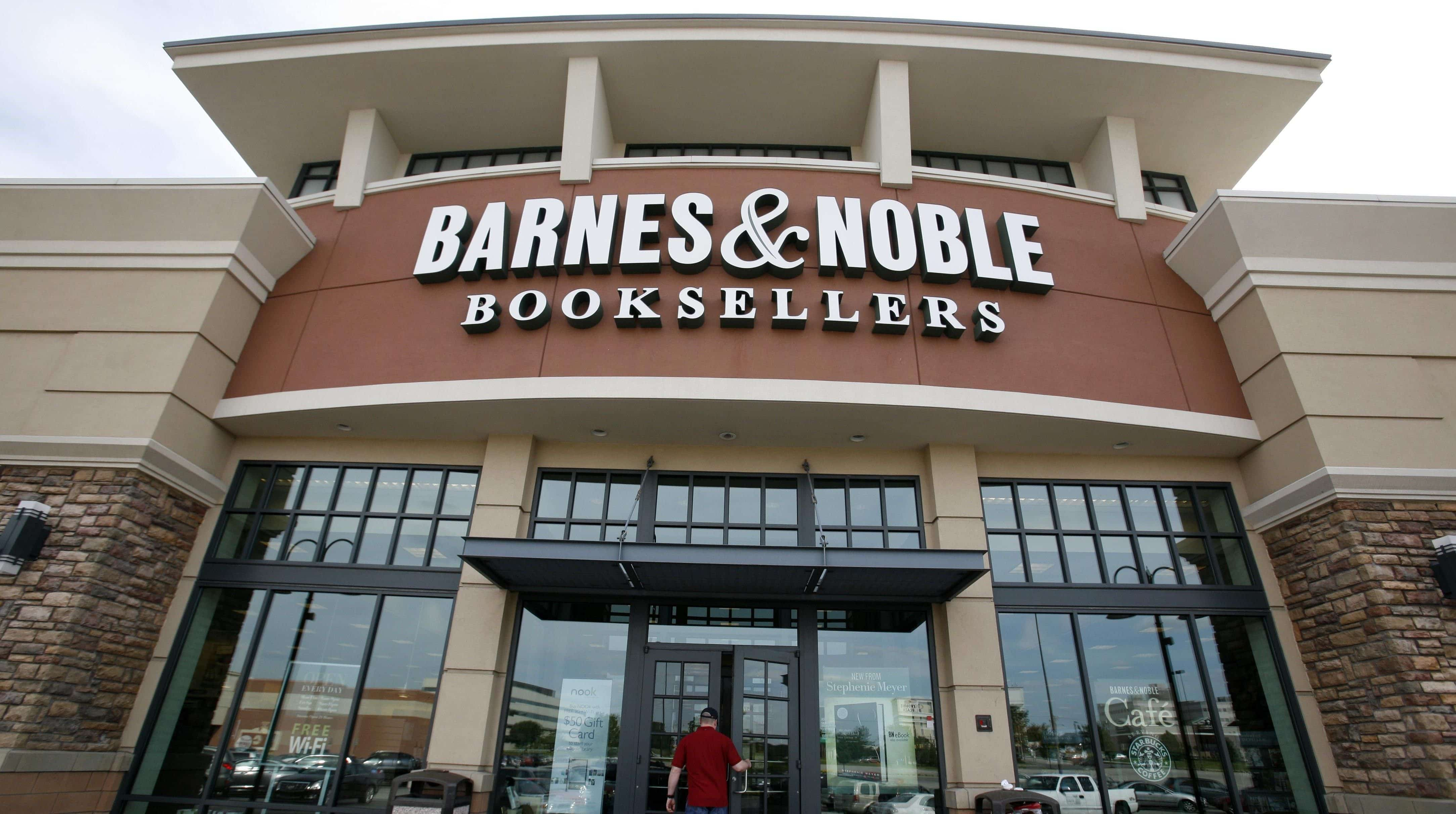 Publishers Are Raising Concerns About Barnes And Noble Management