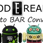 Introducing the Good e-Reader APK to BAR Converter