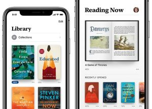 Apple has just shared a preview of the new iBooks app