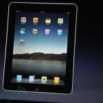 Apple I-PAD new E-Reader