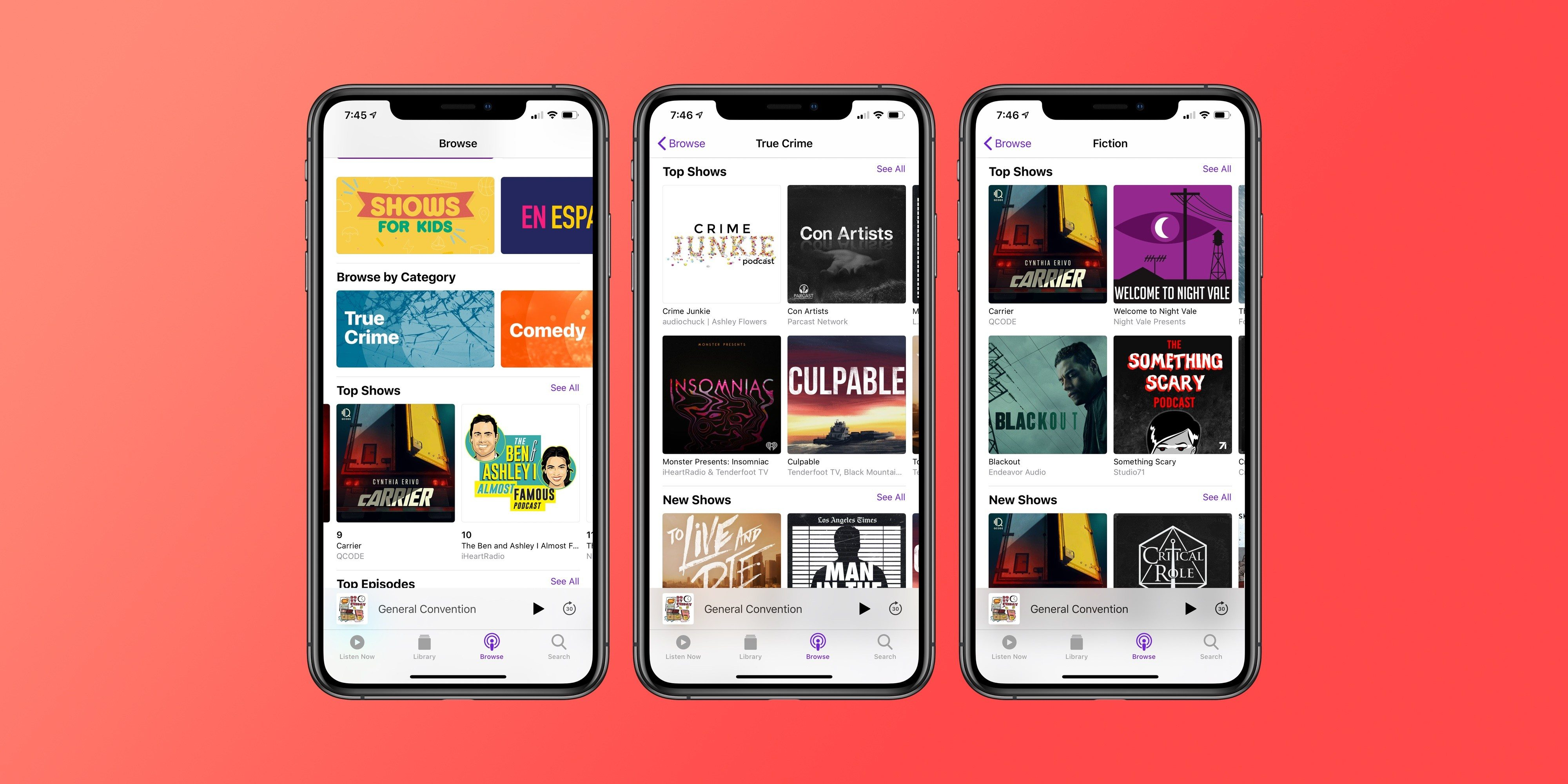 Apple is making it easier to discover new podcasts