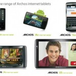 Good E-Reader IFA Exclusive – Archos launches 5 Android tablets
