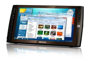 The Archos 9 Tablet PC