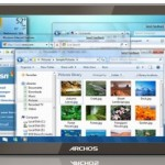 Archos is Developing a New Windows 7 Tablet