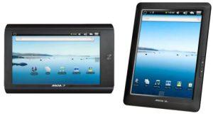 Archos Arnova 7, Arnova 84 Latest Entrants to the Cheap Android Tablet Segment