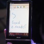 Hands on Review of the Asus EEE Memo Pad at Computex
