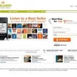 Audible Announces Its Own Author Incentive Program