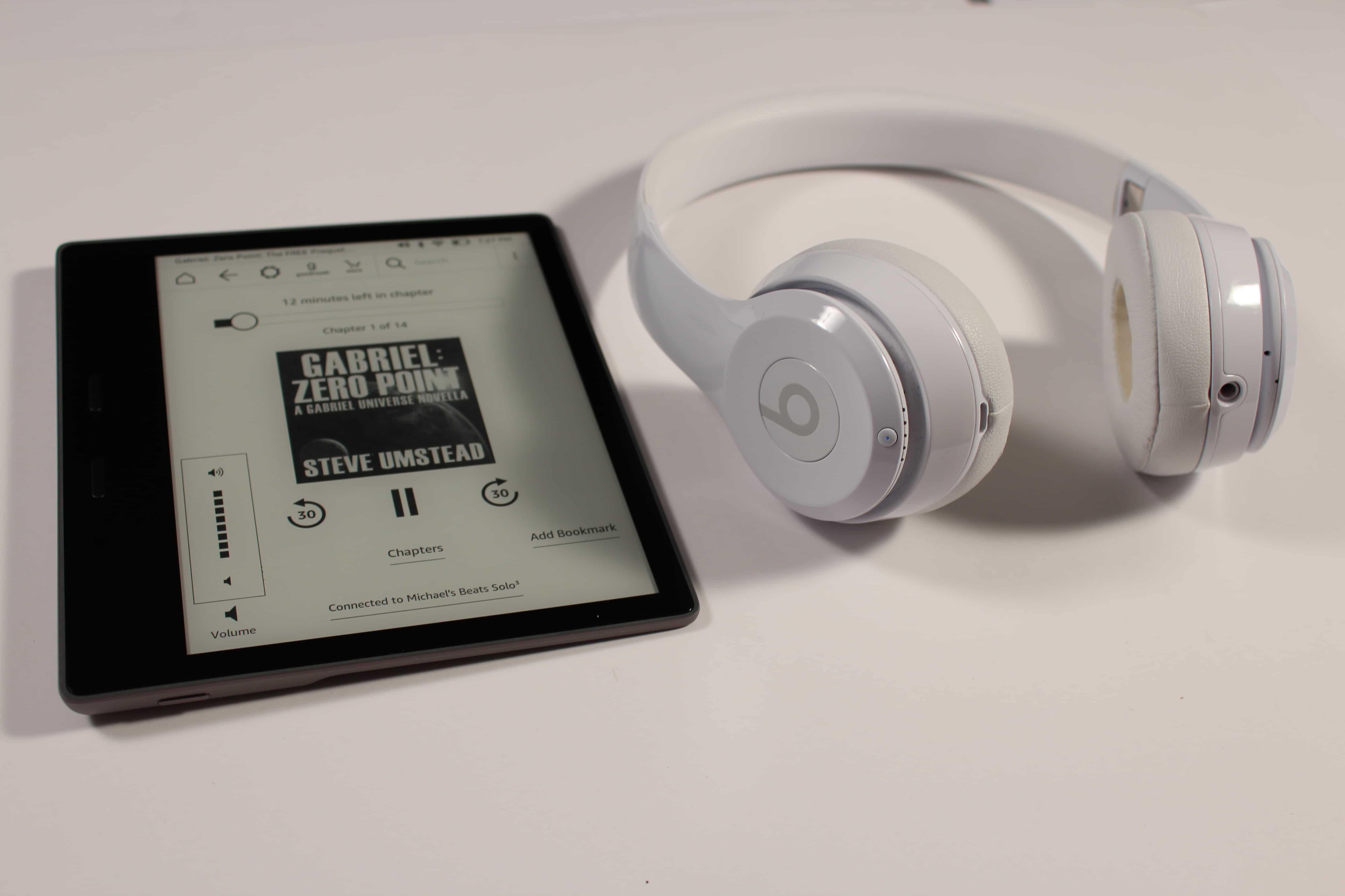 Kindle Oasis 2nd generation