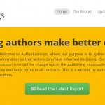 New Author Earnings Report Compiles Mid-Year Numbers