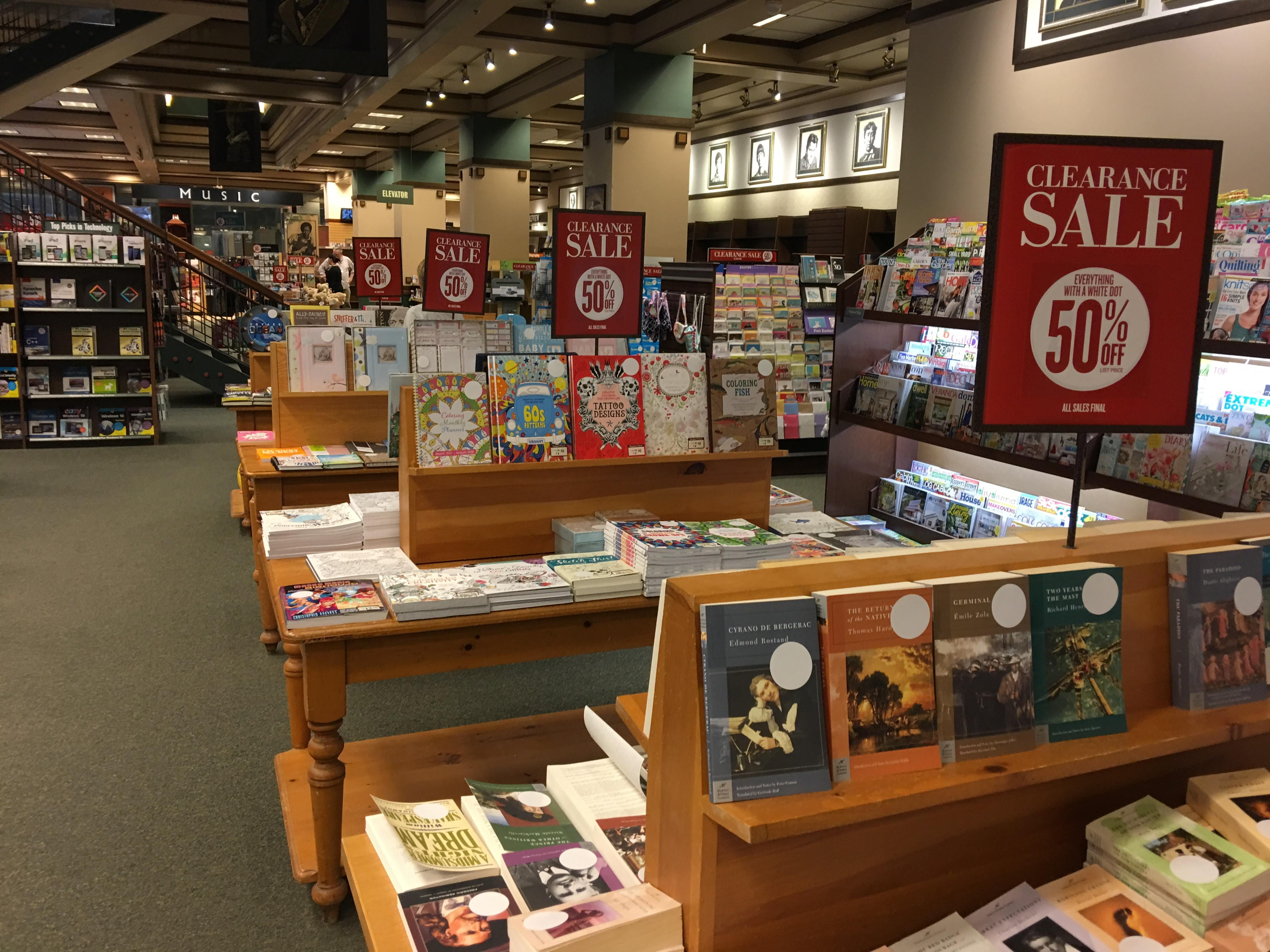 The Case for and Against Barnes & Noble, Inc. (BKS)