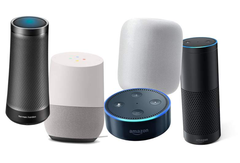 Smart Home Speakers 2020