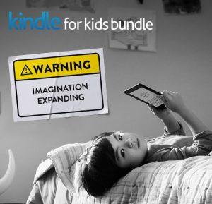Amazon Starts Marketing a Kindle e-Reader Bundle for Kids