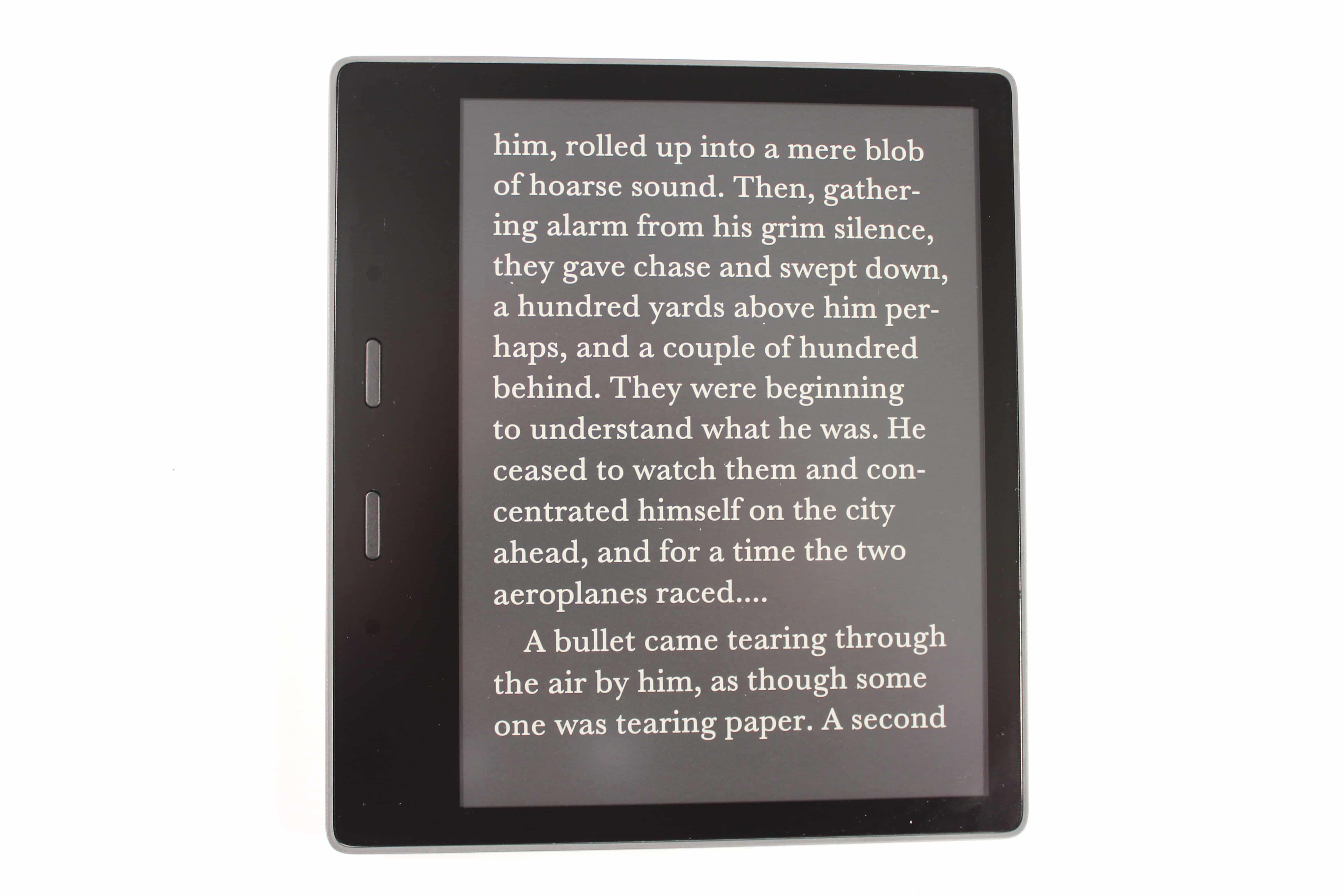 The Second Generation Amazon Kindle Oasis Has A Brand New Feature Called Invert Black And White This Changes Background Text To