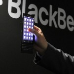 Blackberry Unveils Torch Inspired Slider Smartphone