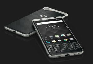 Blackberry Announces KeyOne Smartphone with QWERTY Keyboard