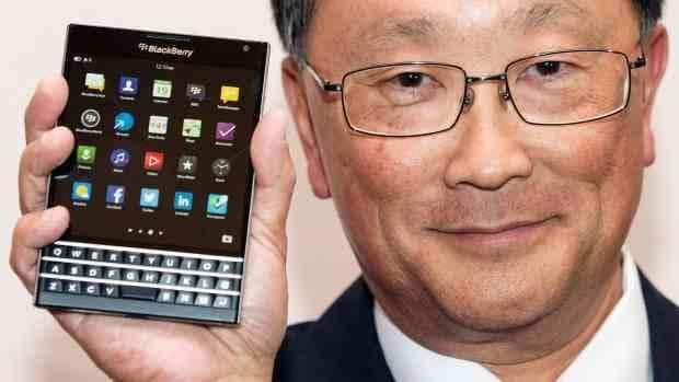 New Blackberry Passport Phone will Feature Amazon App Store