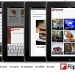 Time, People, Fortune and Instyle Gravitate to Flipboard