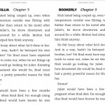 New Bookerly Font Now Available on the Kindle Voyage