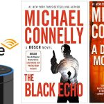 Amazon is giving away a few Michael Connelly Audiobooks for free